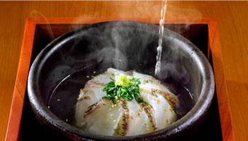 胡麻鯛雑炊